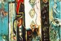 Jackson Pollock - Male and female