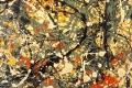 Jackson Pollock - Number 8
