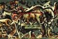 Jackson Pollock - She wolf