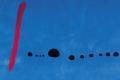 Joan Mirò - Blue 2
