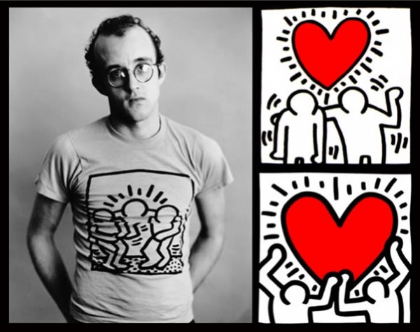 Keith Haring photo free download desktop 01