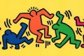 Keith Haring photo free download desktop 19