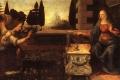 Leonardo Da Vinci - L'annunciazione