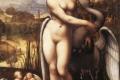 Leonardo Da Vinci - Leda e il cigno 01