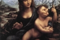 Leonardo Da Vinci - Madonna dei fusi