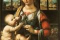 Leonardo Da Vinci - Madonna del garofano