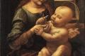 Leonardo Da Vinci - Madonna di benois