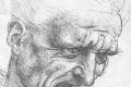 Leonardo Da Vinci - Studio per la battaglia di anghiari