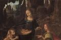 Leonardo Da Vinci - Vergine delle rocce