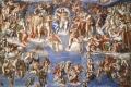 Michelangelo Buonarroti - Giudizio universale