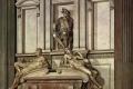 Michelangelo Buonarroti - Tomba di Lorenzo duca d'Urbino