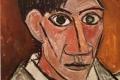 Pablo Picasso - Auto portrait