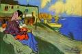 Pablo Picasso - Fille bohemienne