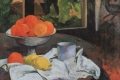 Paul Gauguin - Still life with fruit and lemons