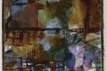 Paul Klee - Fenster und palmen