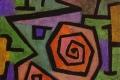Paul Klee - Heroische rosen heroic roses