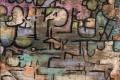 Paul Klee - Nach der uberschwemmung