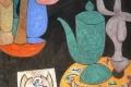 Paul Klee - Ohne titel letztes stillleben