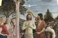 Piero Della Francesca - Il battesimo di cristo
