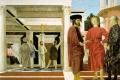 Piero Della Francesca - La flagellazione di cristo