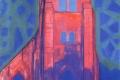 Piet Mondrian - Church tower at domburg