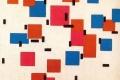 Piet Mondrian - Composition in color