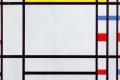 Piet Mondrian - Place de la concorde
