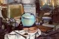 Piet Mondrian - Still life with gingerpot 1