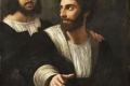 Raffaello Sanzio - Autoritratto con un amico