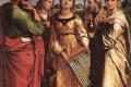 Raffaello Sanzio - Estasi di Santa Cecilia