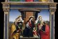 Raffaello Sanzio - La pala colonna