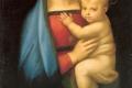 Raffaello Sanzio - Madonna del granduca galleria palatina
