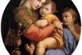 Raffaello Sanzio - Madonna della seggiola