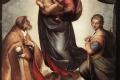 Raffaello Sanzio - Madonna sistina