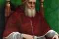 Raffaello Sanzio - Ritratto di Giulio II pope Julius II