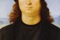 Raffaello Sanzio - Ritratto virile della galleria borghese