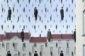 Renè Magritte - Golconda