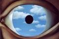 Renè Magritte - The false mirror