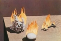 Renè Magritte - The gradation of fire