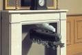 Renè Magritte - Time transfixed