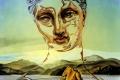Salvador Dalì - Birht of a divinity