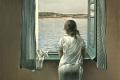 Salvador Dalì - Figure at a window
