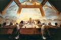 Salvador Dalì - Sacrament of the last supper