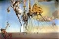 Salvador Dalì - The temtation of st antony