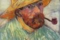 Vincent Van Gogh - Self portrait 04