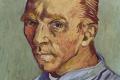 Vincent Van Gogh - Autoritratto_senza_barba