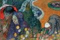Vincent Van Gogh - Memory of the garden at etten ladies of arles