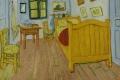 Vincent Van Gogh - Bedroom in arles first version