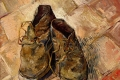 Vincent Van Gogh - Boots