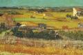 Vincent Van Gogh - Die ernte arles